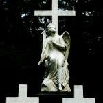 photo taken on the Hauptfriedhof (main cemetery) in Frankfurt, Germany