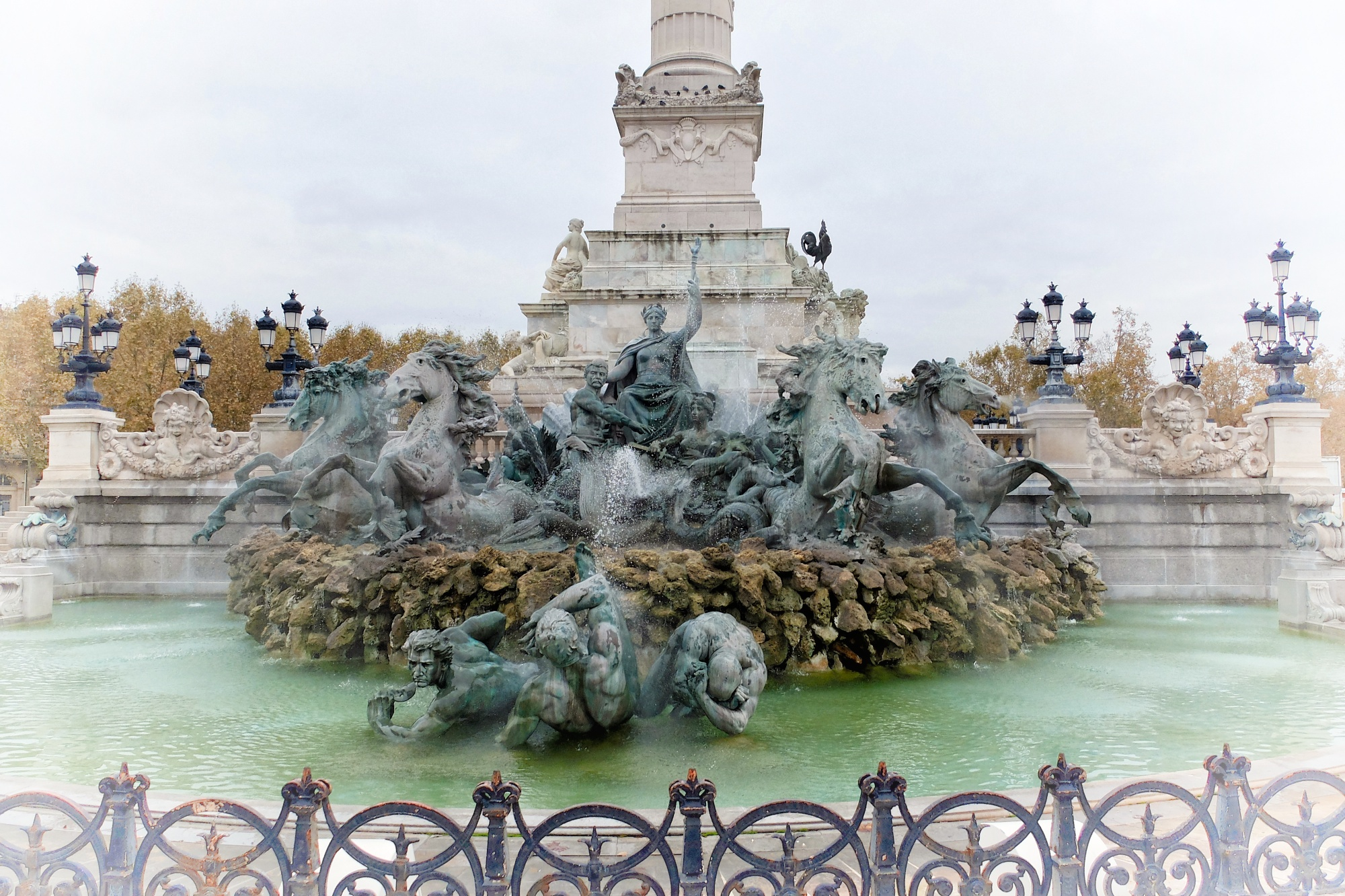 Bordeaux – November 2013