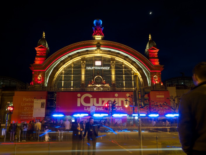 Luminale 2014 – Downtown Frankfurt