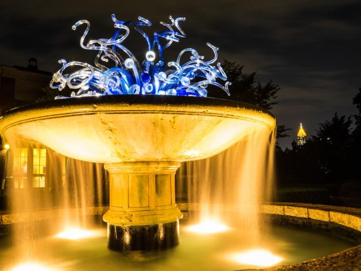Atlanta Botanical Garden – Lights in the Garden