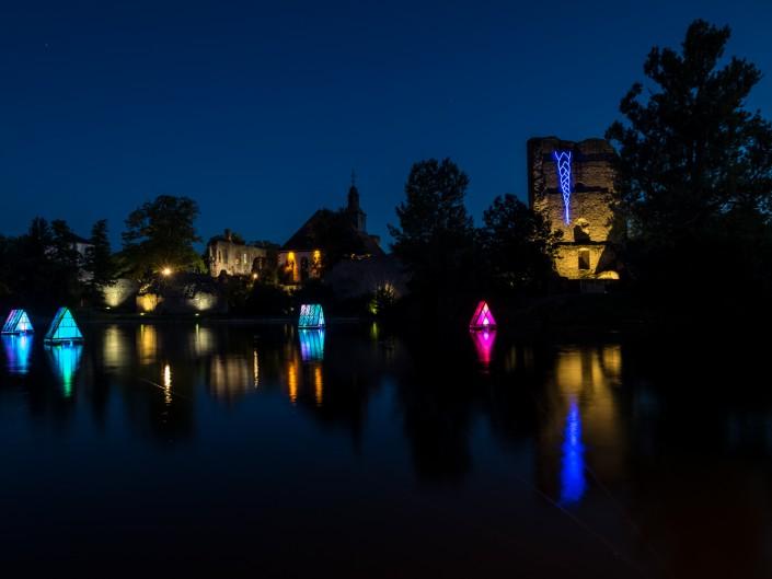 Kunst in der Burg – Dreieichenhain