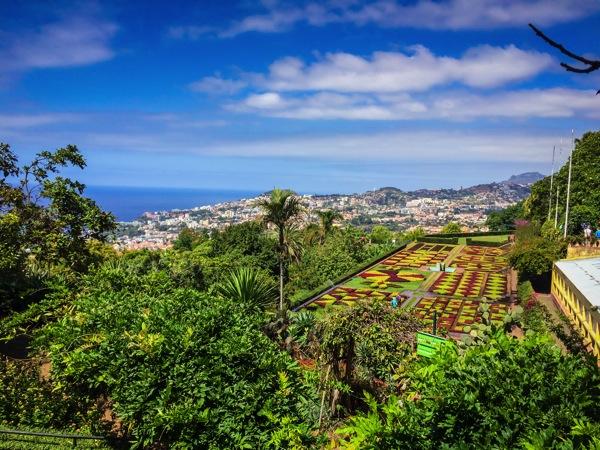 Returning to Madeira