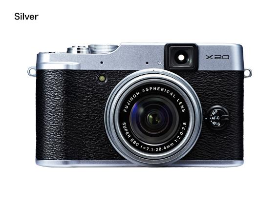 My newest toy: Fujifilm X20