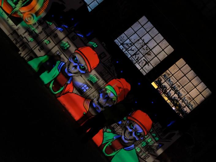 Luminale 2016 – Naxoshalle