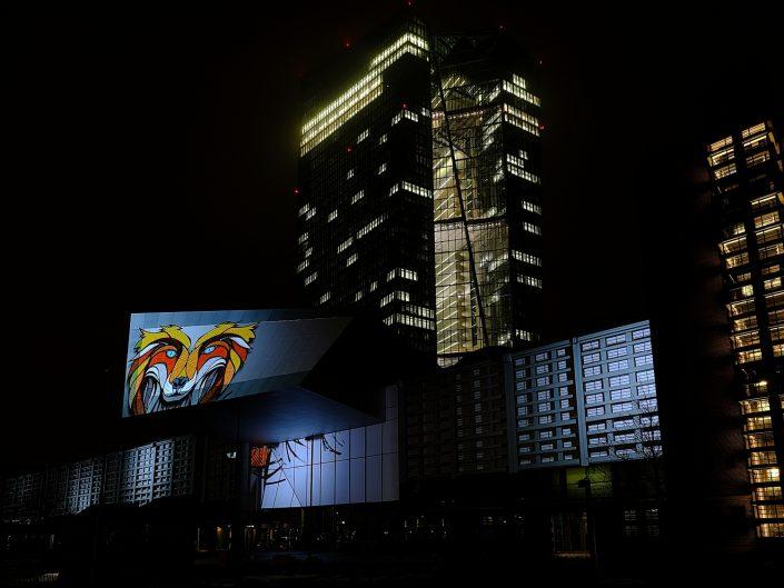 Luminale 2018: ECB & ATELIERFRANKFURT